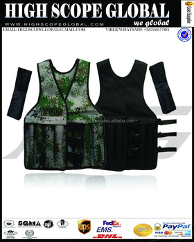 Sports Training Weight Vest Weight Loss Iron Sand Pro Weighted Vest Gym Running Fitness Sports Training Bodybuilding Club Vest