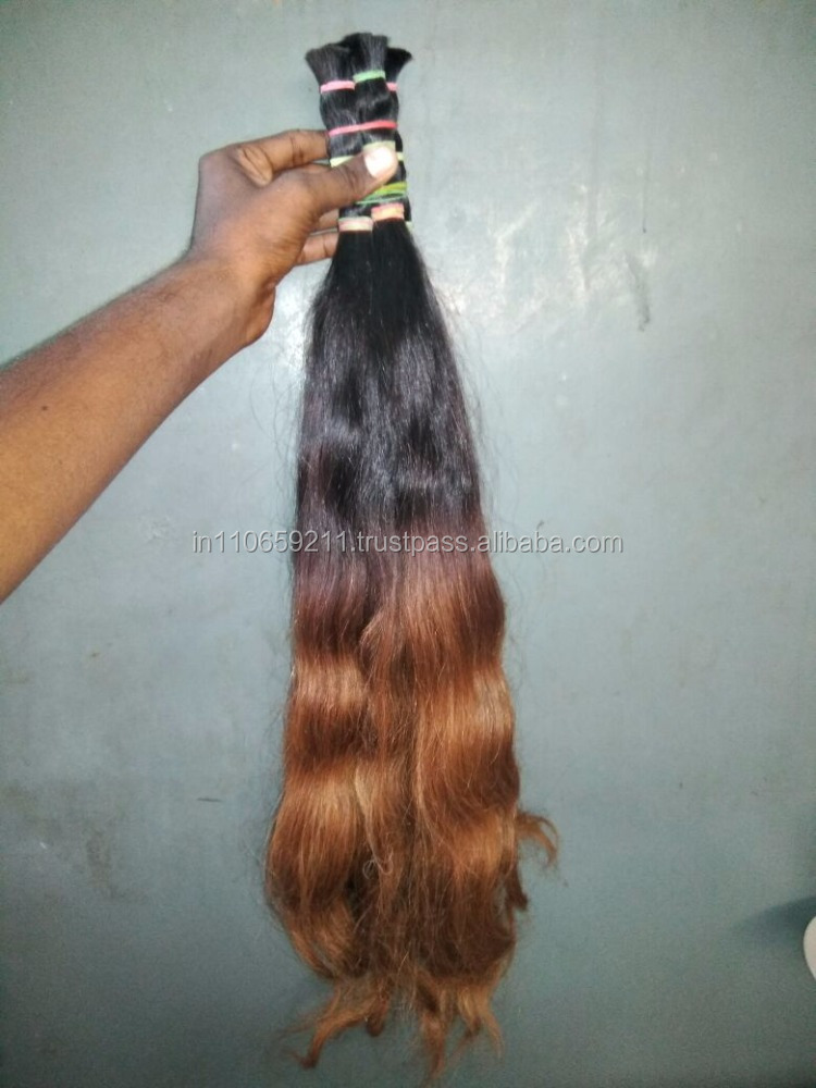 100% unprocessed Natural indian loose Wave Human Hair Remy Virgin Hair Factory Price