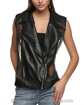 Ladies Easy Wear Sleeve Less Jackets