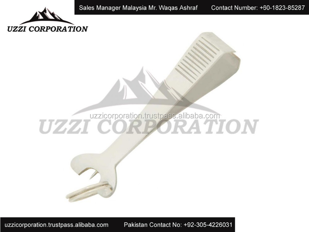 Fly Fishing Leader Line Nipper / Fishing Nippers With Knot Tying Tools