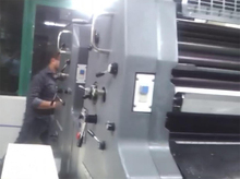 2 Colour Heidelberg MOZPS; Made in Germany; Printing Press Machine for Sale