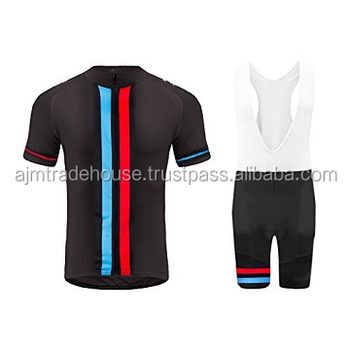 custom sublimation cycling wear cycling uniform-AJM-119