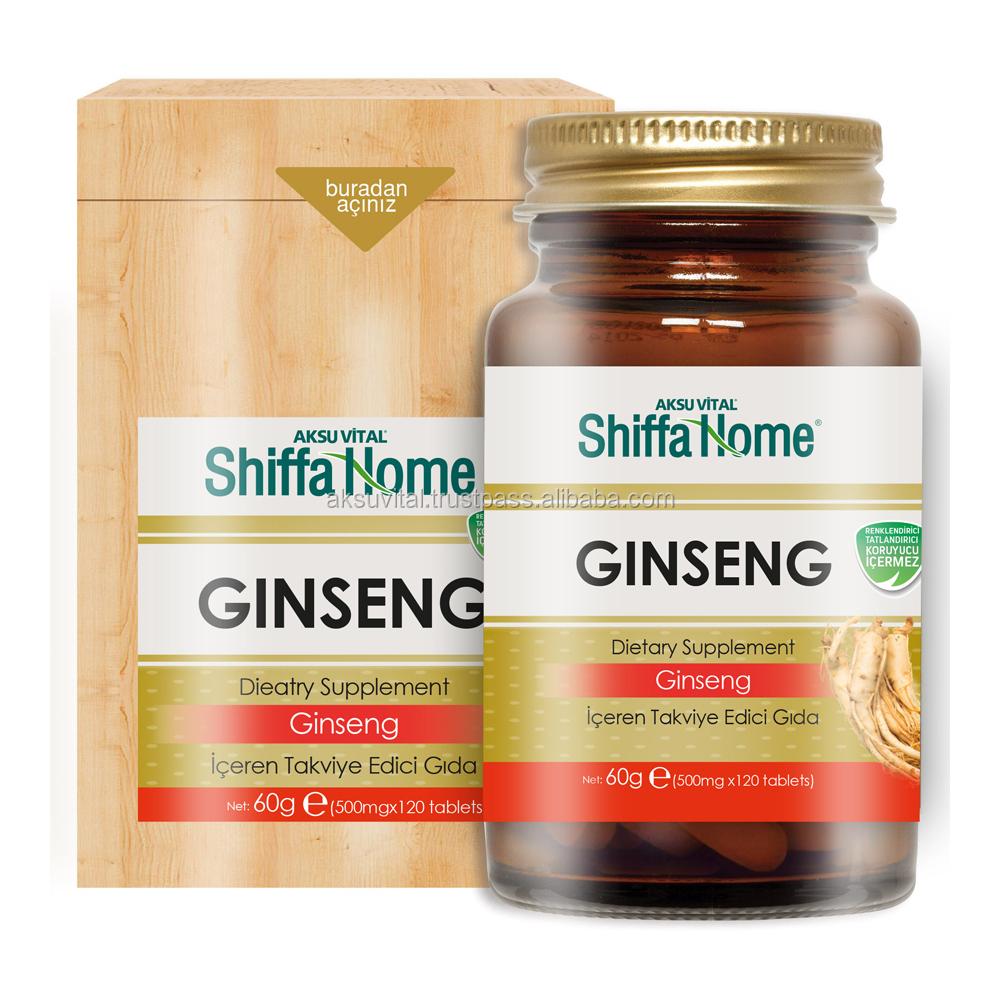 Ginseng and sex endurance