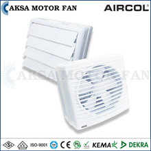 Aircol 150C OP - Extract Fan with Automatic Shutter