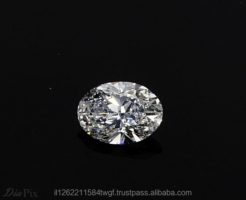 1.08 Ct. Oval Shape Loose Natural Diamond D IF GIA