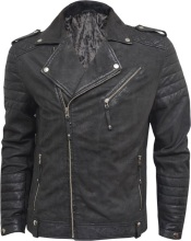 Men`s perfecto Leather Jacket