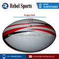 Club Rugby Ball with Durable Rubber Surface