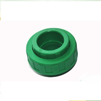 Union PPR Fittings with High quality - DIN 16962, BS EN ISO 15874-3:2013