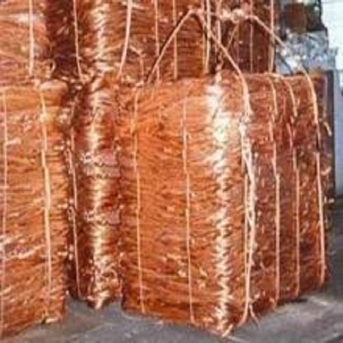 Grade ''A'' 99.99% Purity Copper Wire scrap/ bare bright coppercopper scrap wire 99.99%