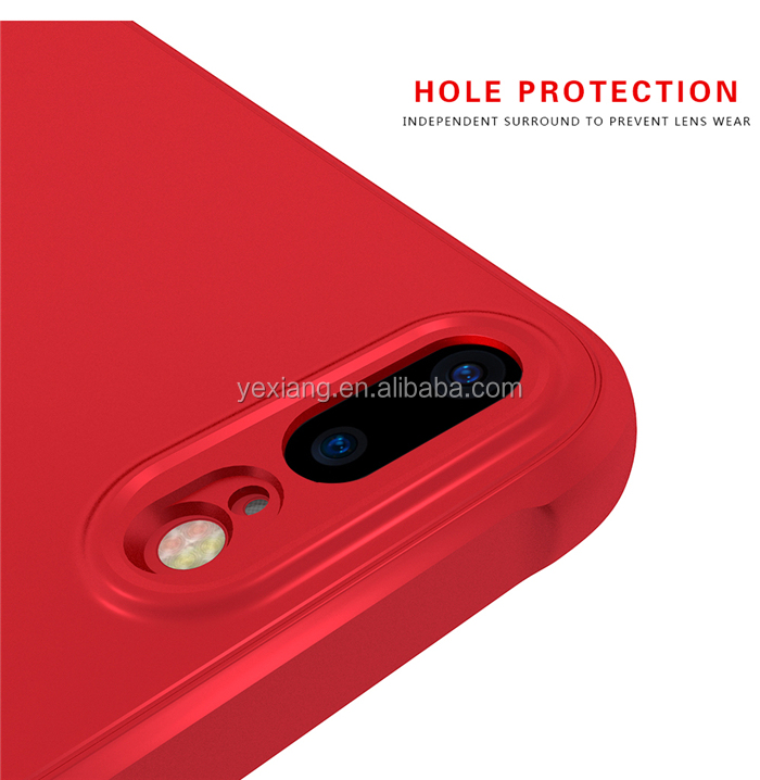 Bulk buy from China new style phone case for iphone 7 with transfering hole stereo sound