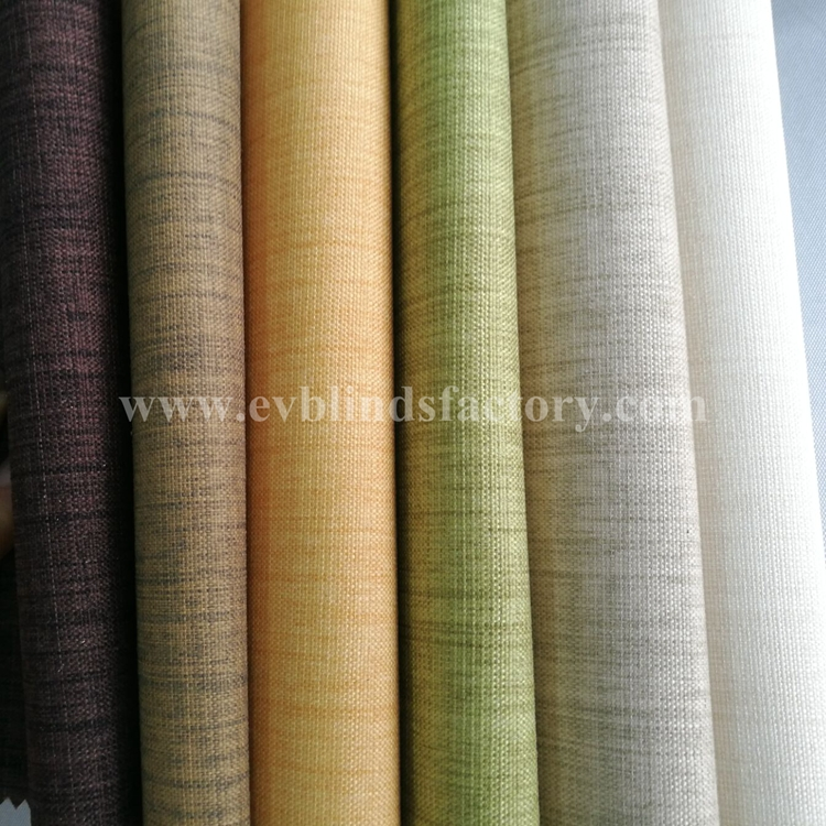 Nature Foam Blackout Roller Blinds Fabric
