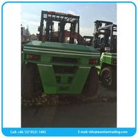 Pedestal on sale diesel 10 ton used forklift