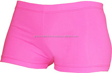 Hot pink women sports fitness running sports short
