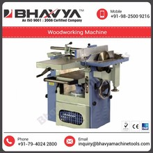 Excellent Quality Woodworking Machine for Small Scale Work
