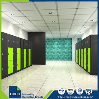 hpl phenolic resin compact laminate board small lockers