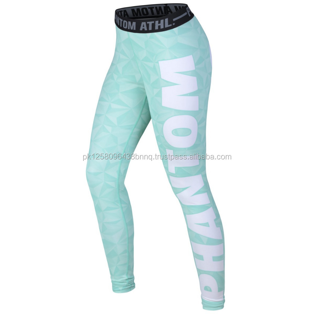 Factory price customized workout athleisure yoga pants