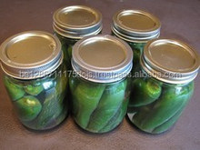 Canned Jalapeno Pepper