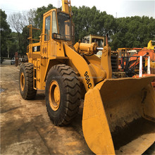 USED CAT WHEEL LOADER 966c/ CATERPILLAR LOADER 966 SECOND HAND FRONT LOADER HEAVY EQUIPMENT