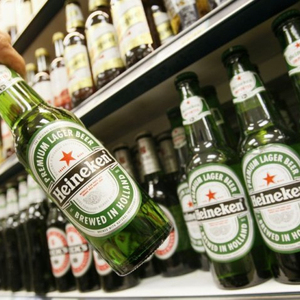 Heinekens Larger Beer in Bottles in 250ml (All Text Available)