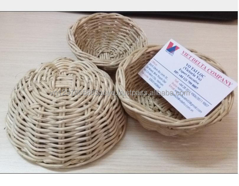Vietnam Wicker Bird Nest for Exotic Bird from Rattan/Bird House (Victoria)