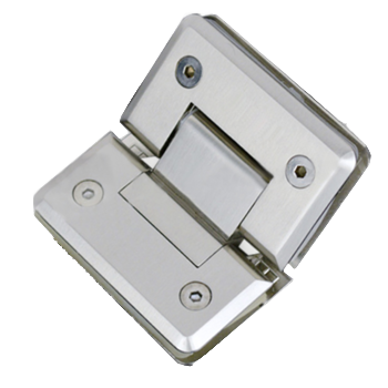 Bevel circinal angle 135 degree bathroom glass door shower hinge