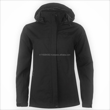 90% Polyester %10 Elastane PU membrane Two Layers Outwear Jacket Coat Waterproof Breathable Fabric
