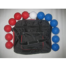 Boccia Ball Set / Boccia Ball Set with Carrying Bag / Boccia Ball with Customize Logo
