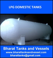 """LPG Domestic Tanks"""