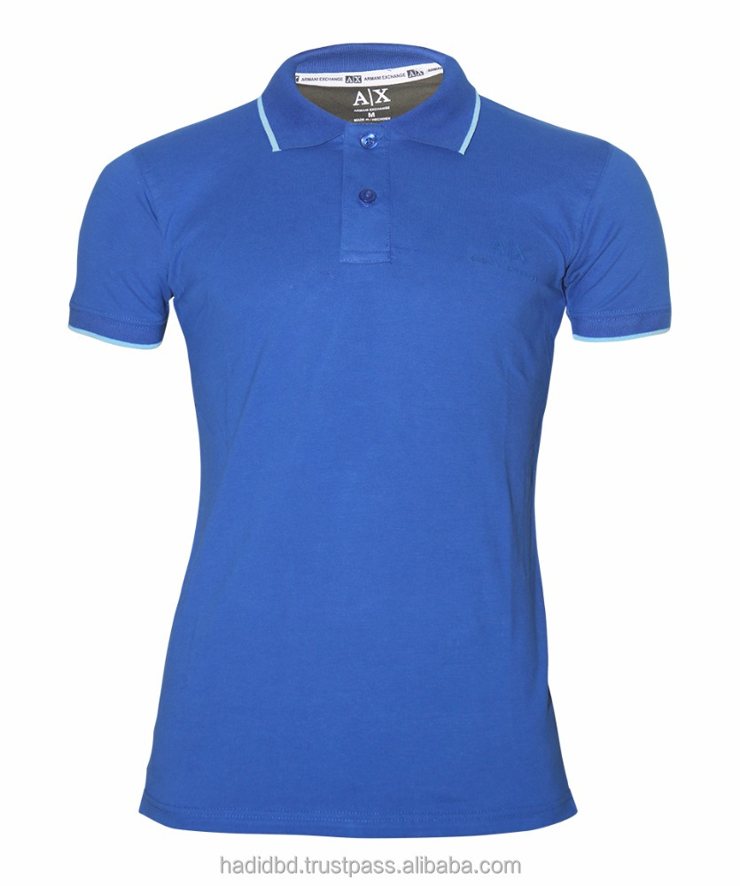 100% Stock Lot Garments Men's Polo T-shirt, Manufacturer in Bangladesh