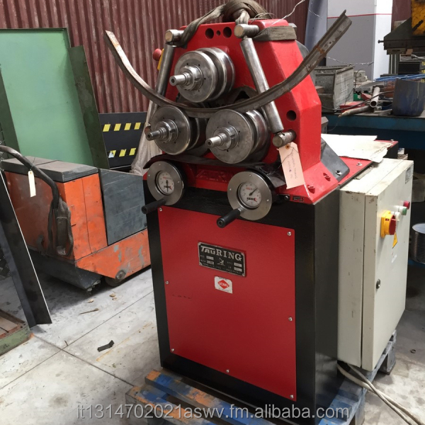 TAURING Alfa 40 H2 BENDING MACHINE (CE & ISO Standards)