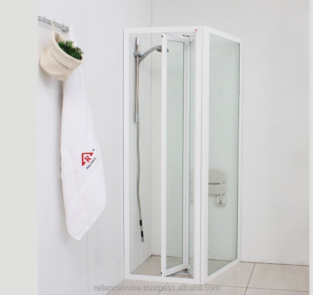 Malaysia Reliance Home RS109 Frame Sliding Shower Screen