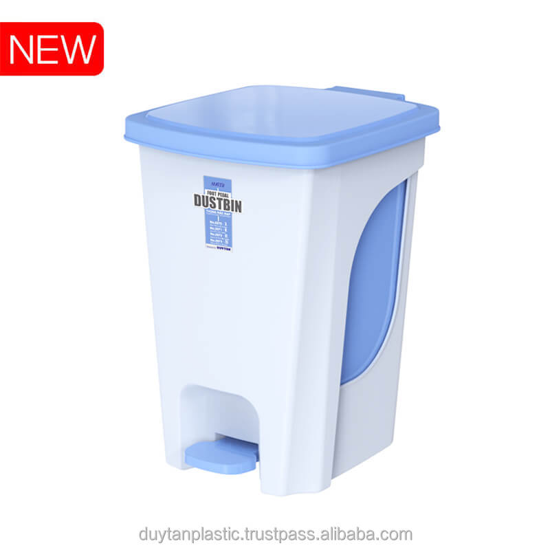 Plastic wheeled outdoor dustbin/trash can/waste bin- Duy Tan plastics-huynhthithanhthao@duytan.com