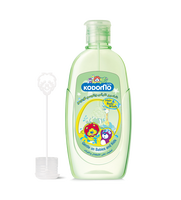 KODOMO Hair & Body Wash (Head to toe: 2 in 1 Baby bath and shampoo)