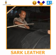 Super quality most popular used 18-24 sft size cow crust black leather
