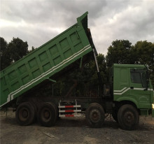 Sinotruk HOWO new and used dump truck Cheap price China Tipper trucks for sale