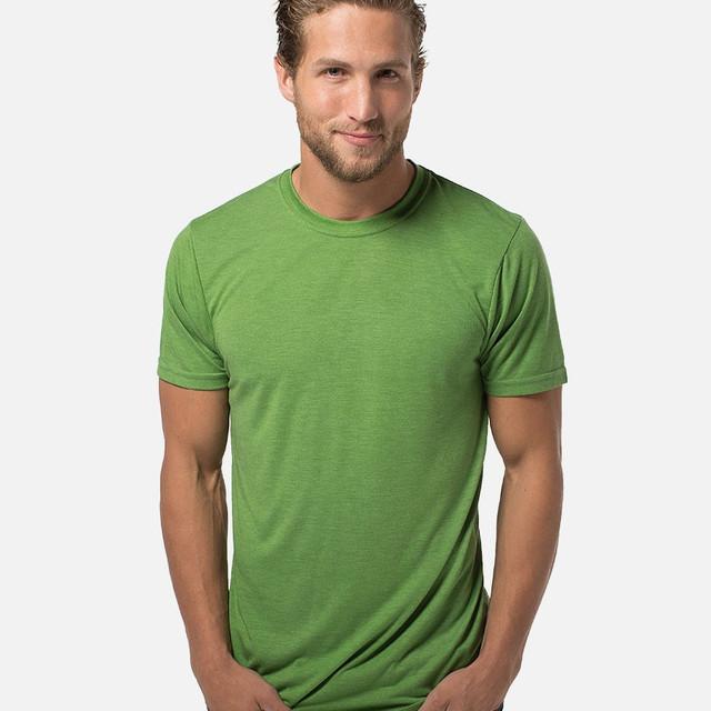 Super Light Weight Comfortable bamboo Fiber Crew T Shirt