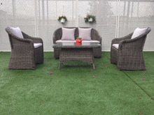 Cheapest Rattan 4 Seater Sofa Set Big Lots Outdoor Furniture Used Patio Furniture