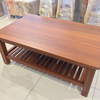 100% Authentic Malaysia Borneo Ironwood Coffee Table