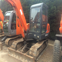 Used Hot Selling Doosan 55 Mini