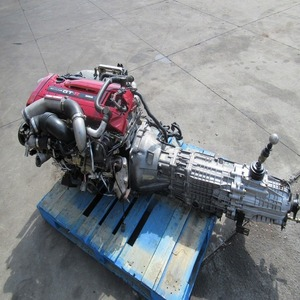 High quality Japanese used car half cut engine S13 S14 S15 Nissan Silvia 200sx SR20DET