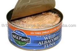 Canned Tuna From Thailand (Pacific Fresh Brand)