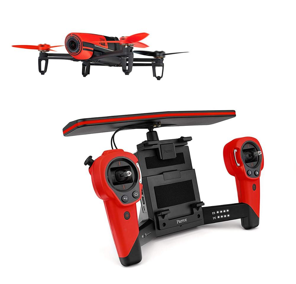 NEW in box - Parrot Bebop Drone with Sky Controller Bundle (Red)