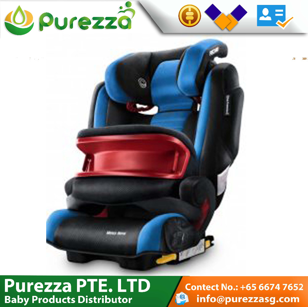RECARO MONZA NOVA IS SAPHIR Colours High Quality Car seats