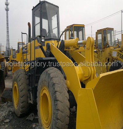 Komatsu japan wheel loader wa380, also WA380-6,WA400,WA470,WA100 sale