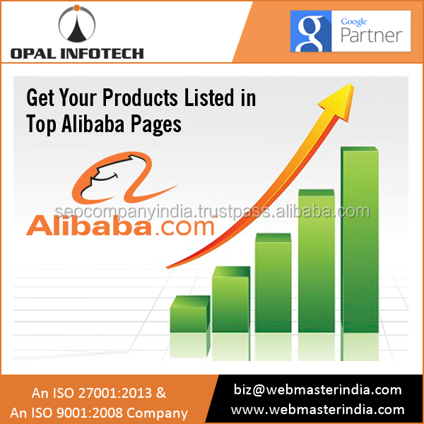 Hire Expert Alibaba Service Provider Company to Upload Your Products From Your Ecommerce Application
