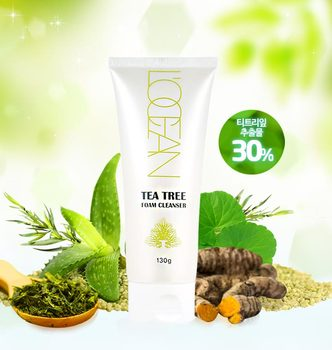 TEA TREE FOAM CLEANSER
