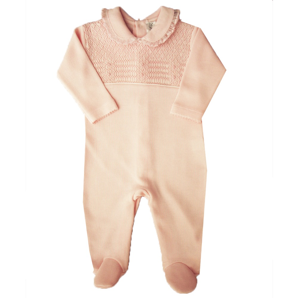 Pima Cotton Baby Clothing, Rompers, Smocked clothing sets