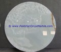 PAKISTAN FACTORY MADE WHITE ONYX TABLE TOPS COLLECTIONS