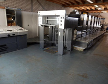 6 Color Offset Printing Machine Heidelberg 74-6P3 for Sale