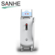 Sanhe vertical 808 diode laser hair removal machine for sale